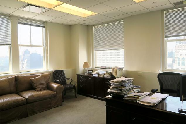 grand central high-end office sublet