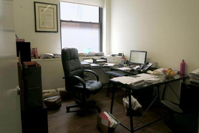 Office sublease in midtown south lawyer