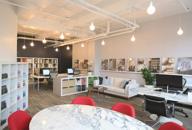 office sublet design architecture firm