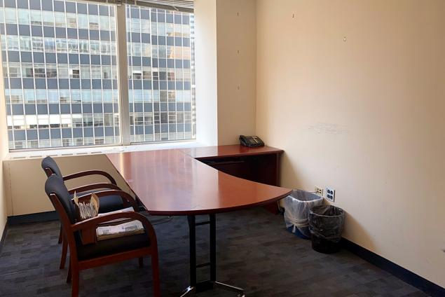 law firm sublease midtown east