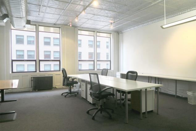 office sublet flatiron district nyc