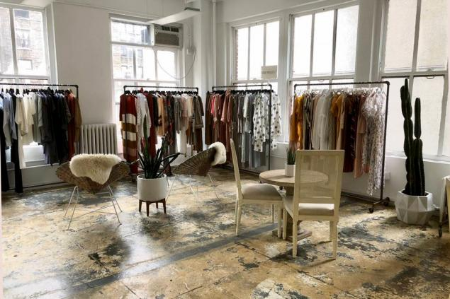 showroom sublease garment district nyc