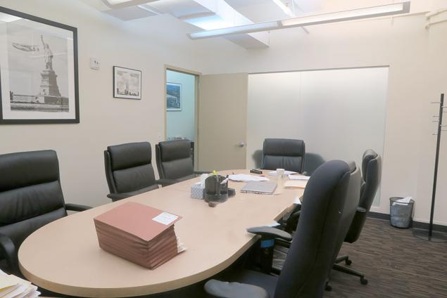 Office Sublet in Law firm Penn Station