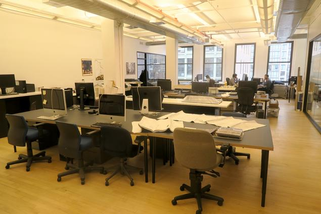 coworking office space nyc
