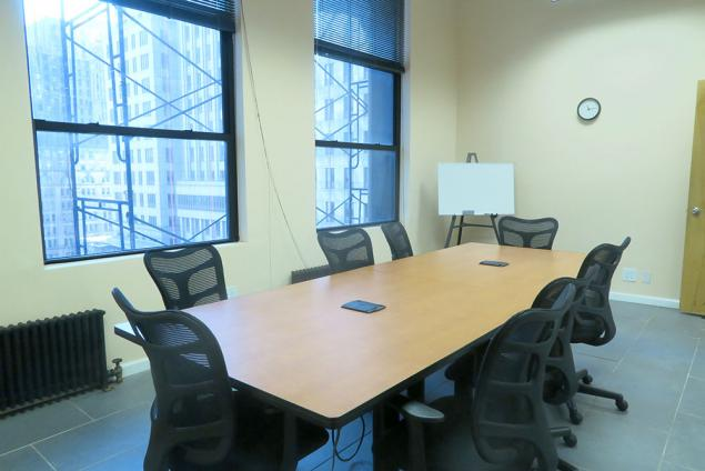 Office sublet in Financial District
