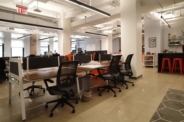 desks for rent financial district | office sublets
