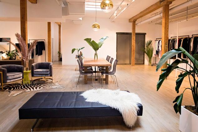 soho showroom for rent