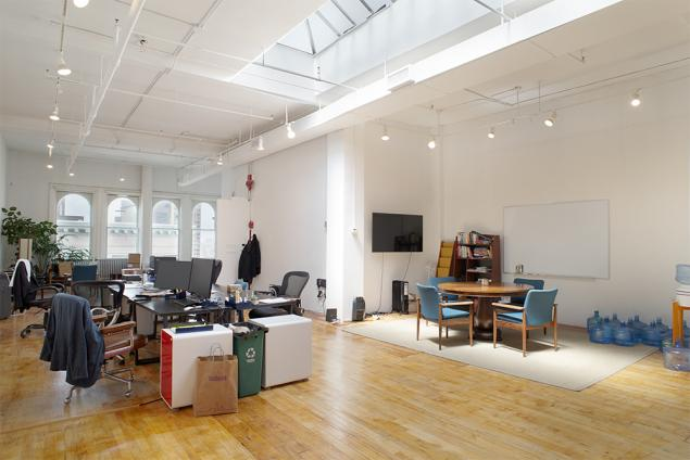rent soho office space nyc