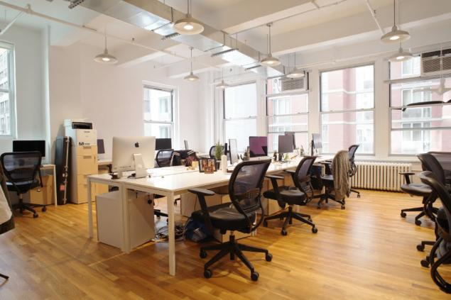 midtown west office space