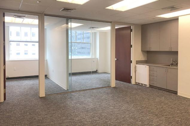 chanin building office space rental