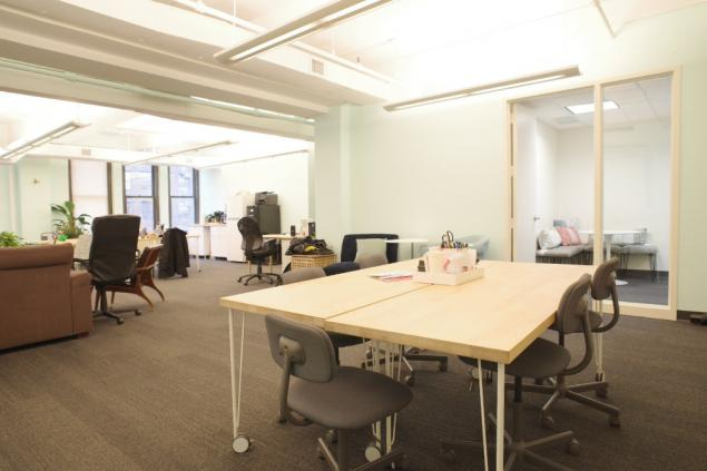 garment district office space | office sublets