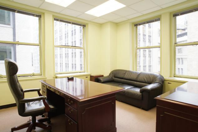 shared law firm space financial district