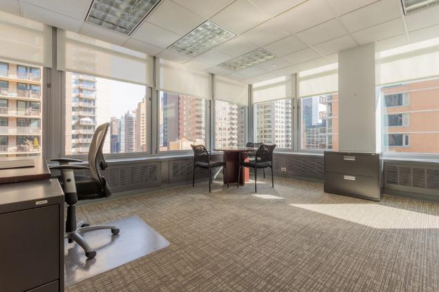 flexible office lease NYC   office sublets