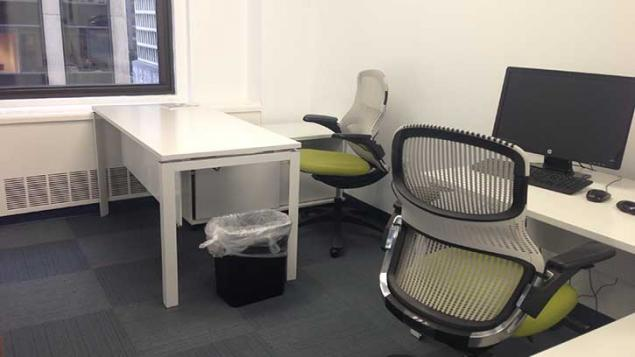 Office Sublet Midtown NYC