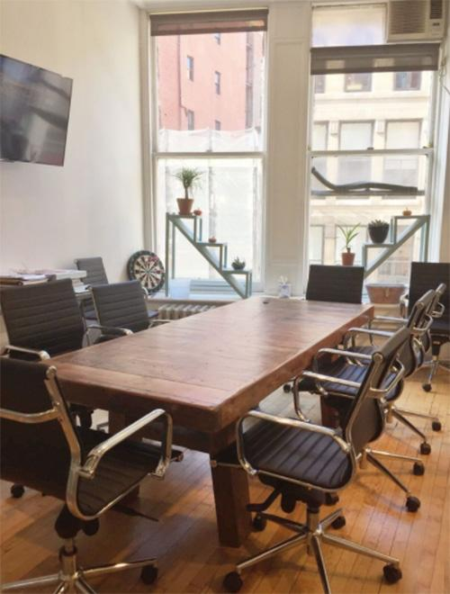 flatiron district nyc office sublet