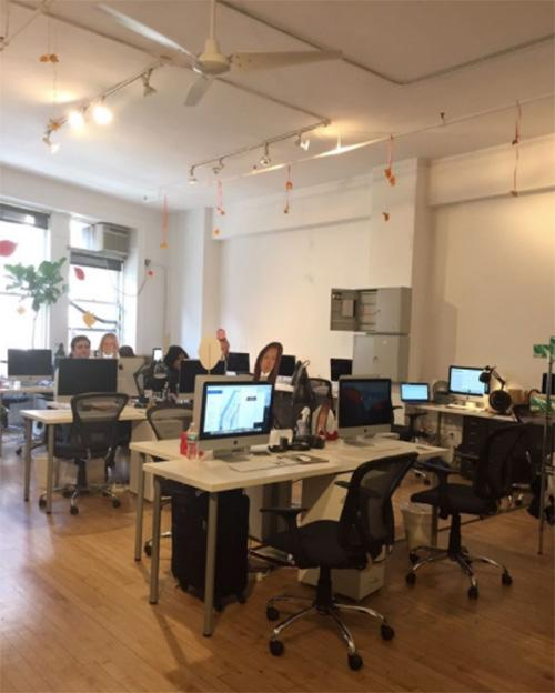 office sublease nyc flatiron district