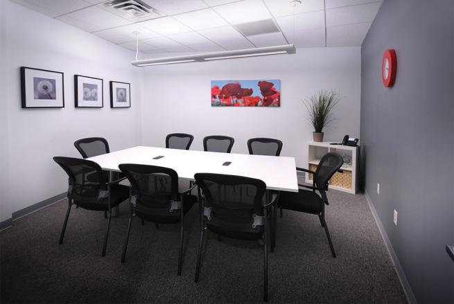Attorney Office Space for Sublease Downtown