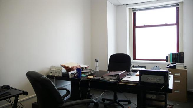 Law Office for Sublease in Empire State Building