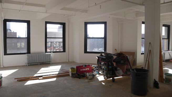 Office Space NYC Chelsea
