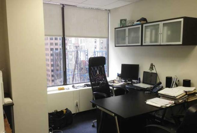 Office Sublease Midtown Manhattan Third Avenue