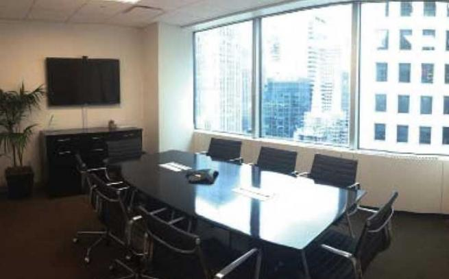 Plaza District Trading Firm Office Sublet