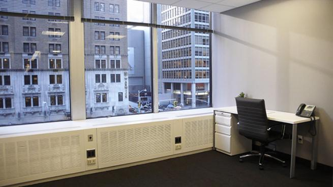 Executive Office Suite in Midtown West Manhattan