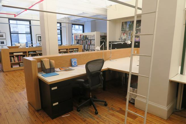 coworking space in chelsea nyc