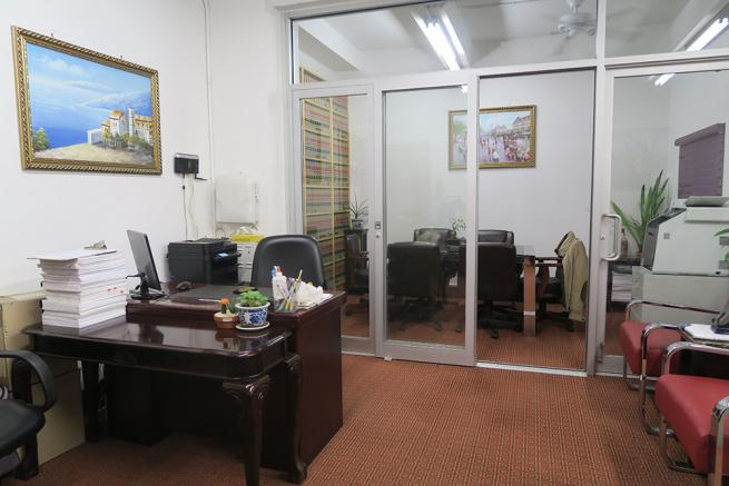 office sublet attorney law firm