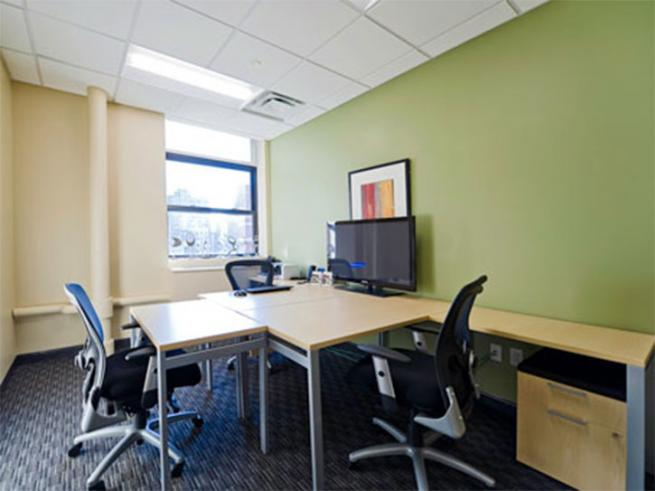 Office Suite for Rent Hudson Square NYC