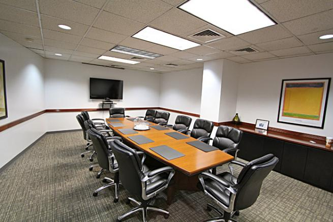 Shared Conference Room for Rent
