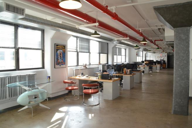 grand central office space for lease