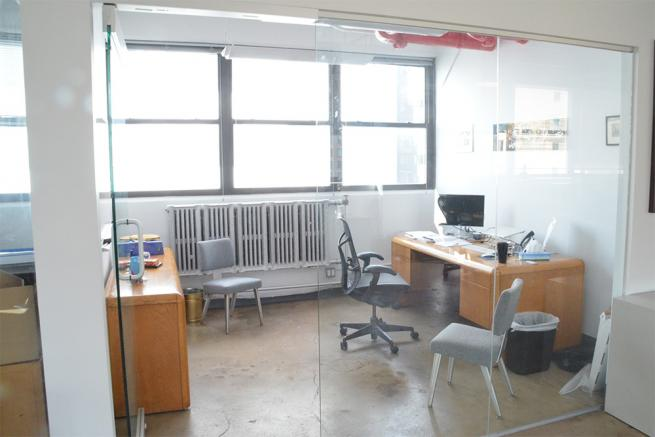 midtown east office sublet