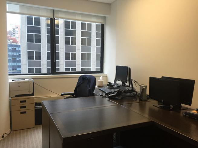Class A Office Space For Sublease In Midtown East 10017