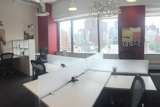 hudson square office space