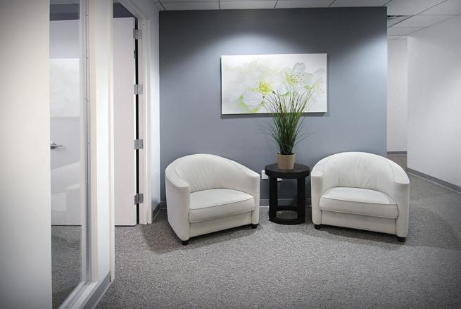 Law Firm Suites Available for Rent