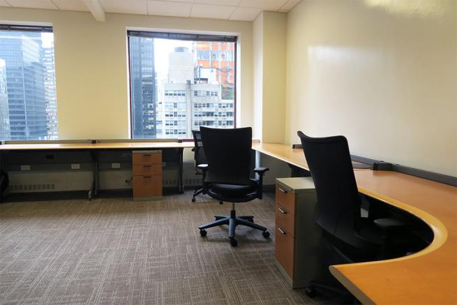 nyc office space for sublease