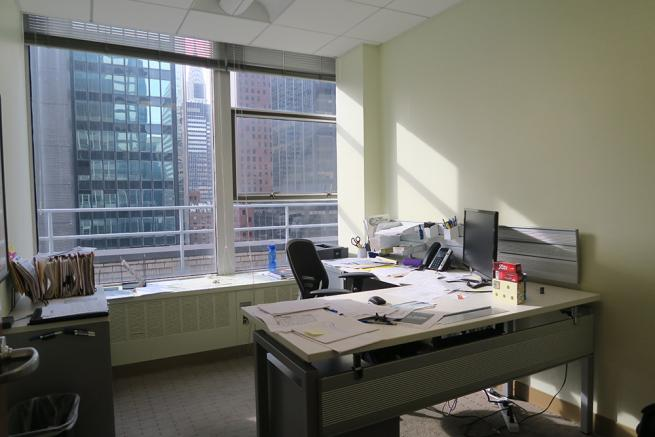 law firm office sublet