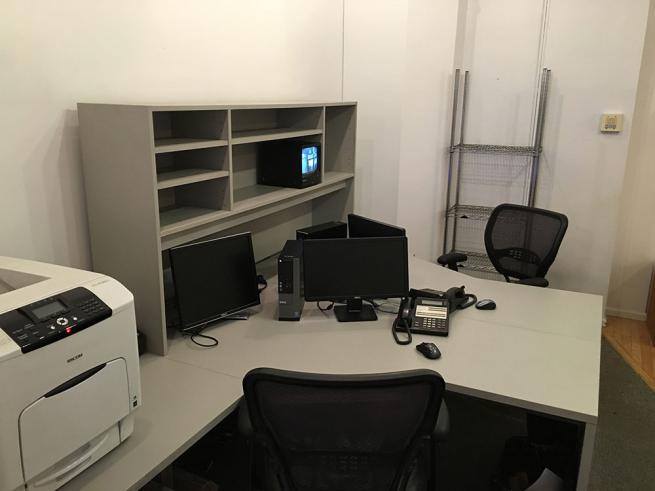 workstations for sublease