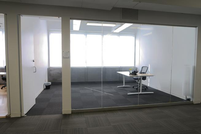 private offices for sublease