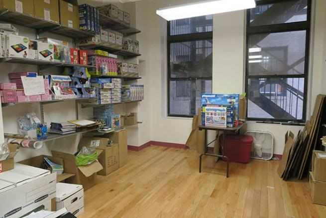 Midtown south office for rent