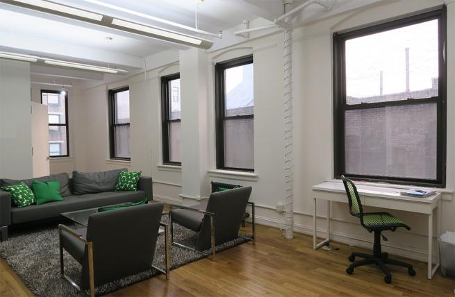 lease office space in flatiron district nyc