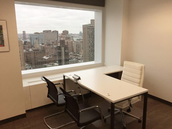 nomad office space sublet