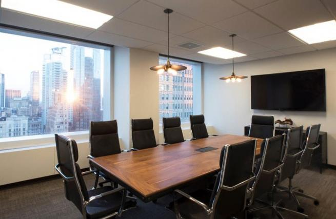 3 Private Windowed Offices In Class A Building 10016