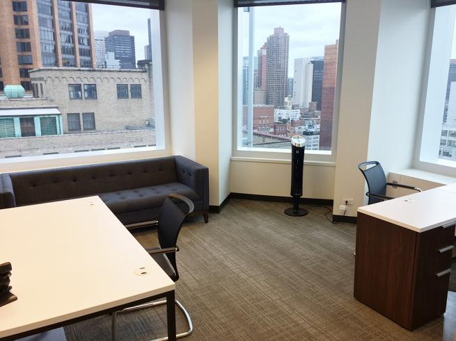 hedge fund office space