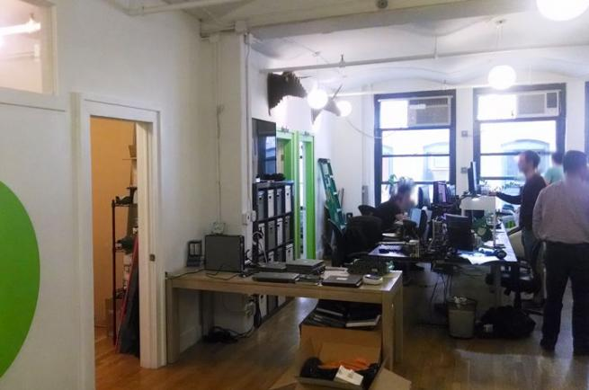 Flatiron Loft Office Space For Lease On West 21st St
