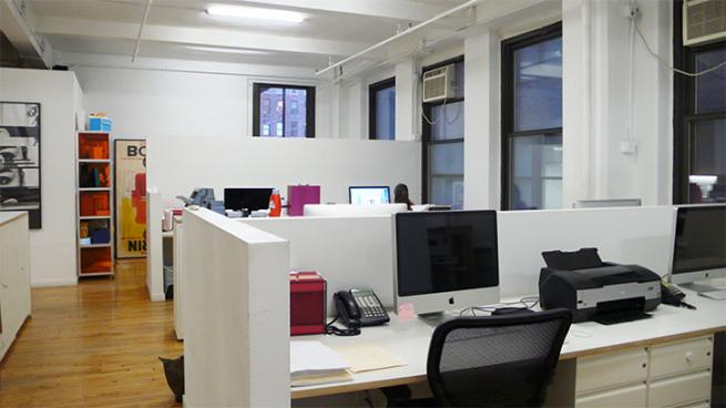 Office Space For Sublease In Fantastic Creative Loft