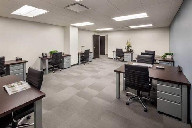 office space for trading firm