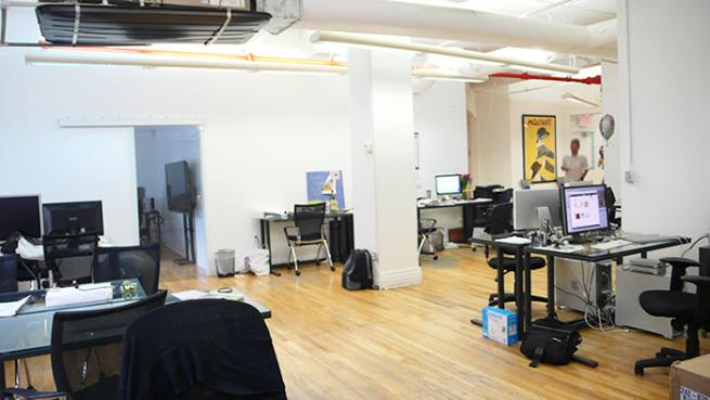 Chelsea Open Loft Office Space for Sublease on 19th Street (10011 ...