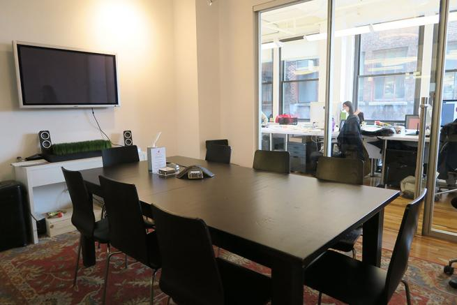 Shared Office Space With Dedicated Conference Room 10010