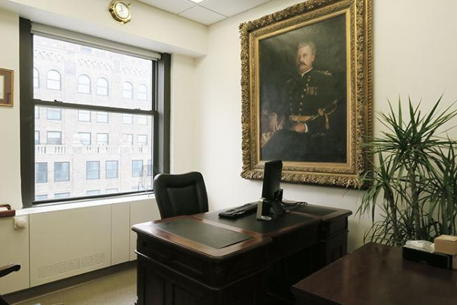 private office for sublease in manhattan